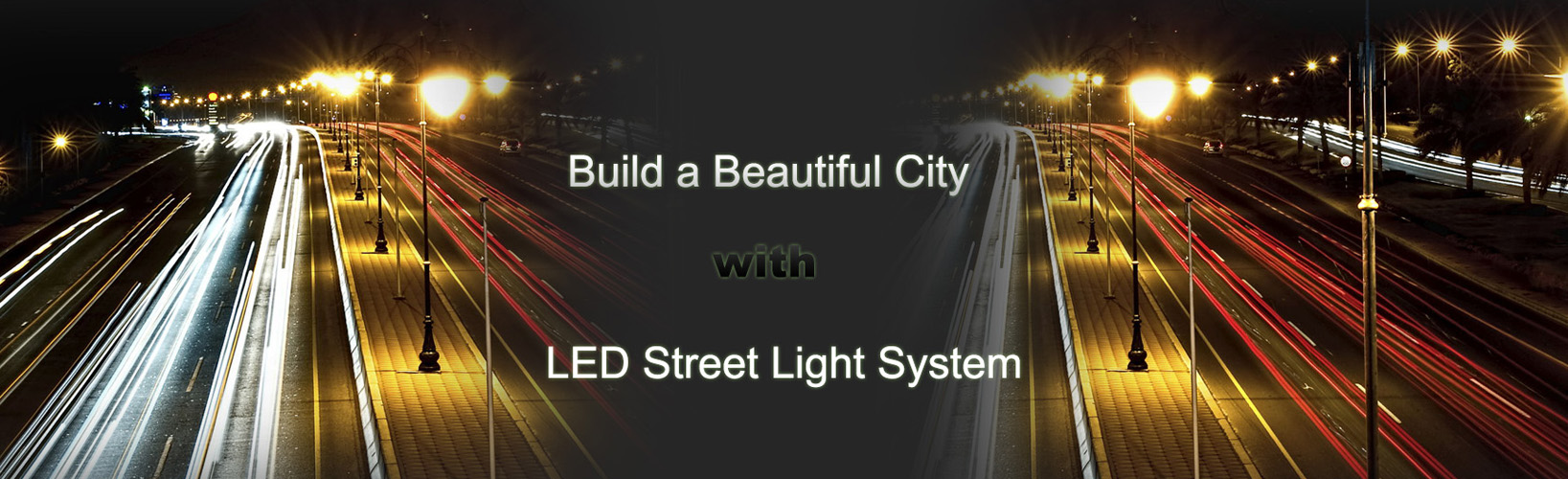 LED Street Light Manufacturer Banner - SUNPER LED